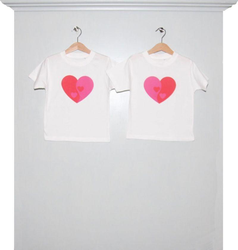 T Shirts Herzen