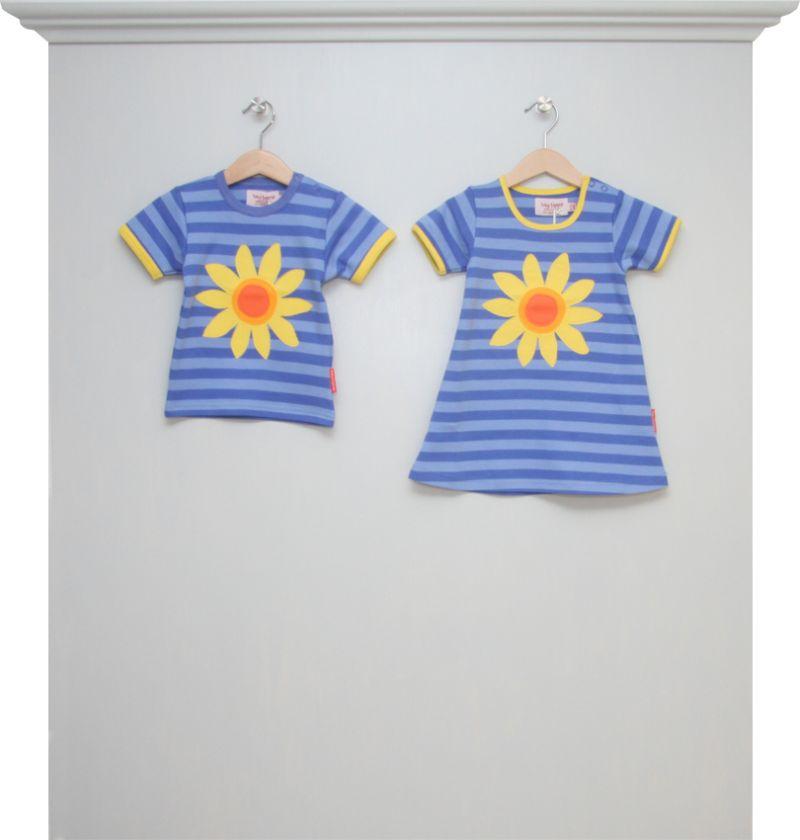 T Shirt Und T Shirt Kleid Sunflower